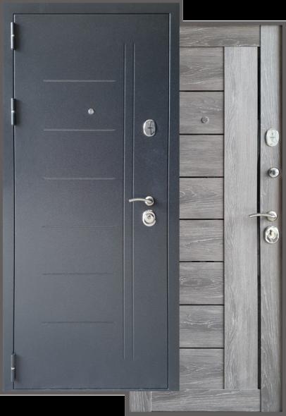 Входная дверь «АДВАНС» (трехконтурная)