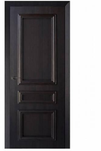 Межкомнатная дверь ДГ Белла орех тёмный