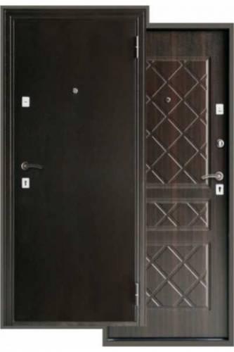 Входная дверь Стандарт-7 венге