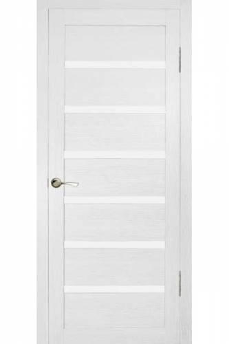 Межкомнатная дверь КЛ-7 лиственница белая