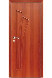 Межкомнатная дверь ДГ Веер итальянский орех