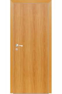 Межкомнатная дверь ДГ миланский орех