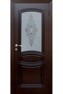 Межкомнатная дверь ДО Империал венге